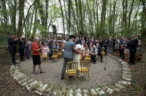 Outdoor ceremony East Sussex