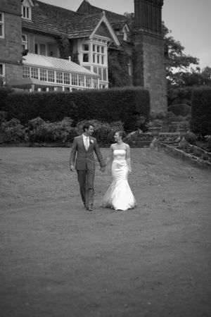 Photography from the wedding venue