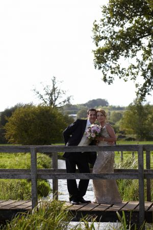 Scenic Sussex wedding photography