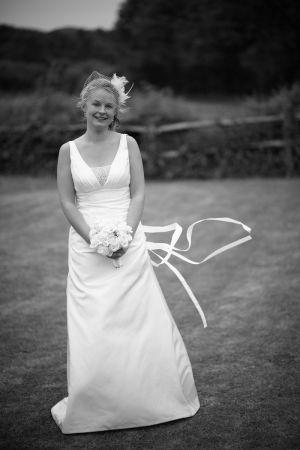 Photo's of the Bride at Waldron East Sussex