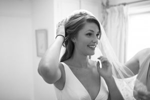 Bridal preperation photographs
