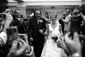 Mr and Mrs wedding photographs