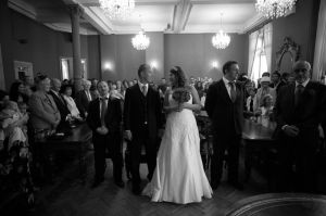 Brighton Registry office ceremony